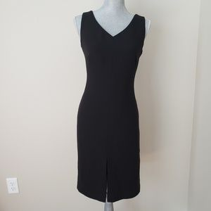 Women's Sleeveless Black Dress. Size 6